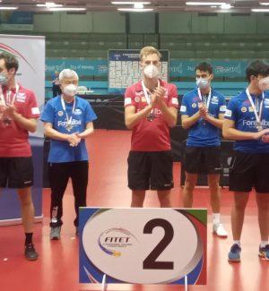 Tennis Tavolo, Coppa Italia: Top Spin Messina ko in finale contro Carrara