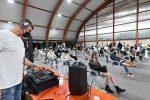 Vaccini a suon di musica a Torino: nella notte oltre mille giovani. E a Rieti tutti in fila come ai concerti