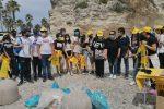 """""""Spiagge pulite"""" a Tropea in occasione della giornata mondiale per l'ambiente"""