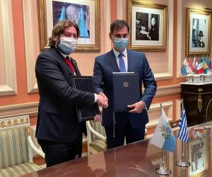 Turismo, accordo di cooperazione tra San Marino e Grecia