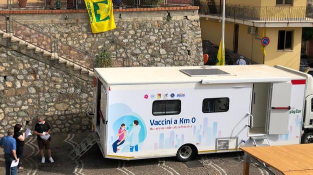 coronavirus, roccafiorita, vaccini, Messina, Cronaca