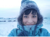 Valentina Miozzo, l'italiana che ha passato il lockdown da sola... nell'Artico