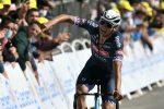 Tour: a Van der Poel tappa e maglia gialla. Nibali staccato al traguardo