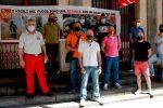 """Sicilia, vigili del fuoco: """"Protesta per la mancata attuazione delle convenzioni boschive regionali"""""""