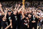 La Virtus Bologna campione d'Italia: clamoroso 4-0 all'Armani Milano