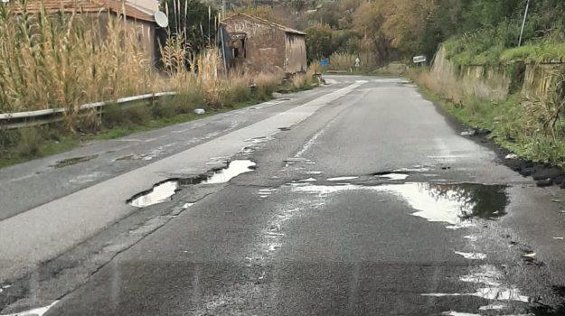 strade provincia Vbo, Catanzaro, Cronaca