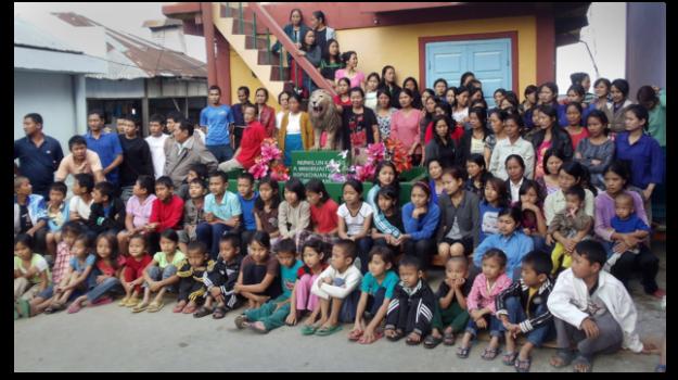 famiglia numerosa, india, poligamia, ziona chana, Sicilia, Mondo