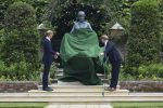 Lady Diana: William e Harry di nuovo uniti scoprono la statua per i suoi 60 anni