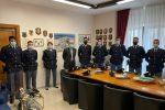 Crotone, 14 nuovi agenti assegnati alla Questura pitagorica