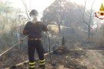 Brucia la provincia di Vibo, in fumo oltre 160mila mq di macchia mediterranea