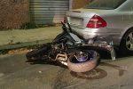 Messina, scontro moto-scooter in via della Zecca. Feriti due centauri