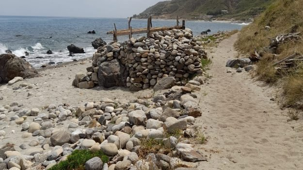 messina, nudisti, spiaggia, Messina, Cronaca