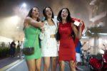 Apoteosi Italia a Wembley, le piazze italiane esplodono di gioia e si colorano d'azzurro - FOTO