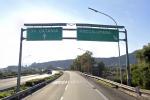 A18 Messina-Catania, chiusura notturna del tratto tra Roccalumera e Taormina