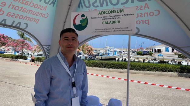 Adiconsum, ludopatia, Michele Gigliotti, Calabria, Cronaca
