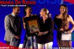 """Barbara De Rossi premio Troisi al Salina Marefestival : """"Non esiste un altro Massimo"""""""