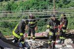Gimigliano, esplosione in un casolare dopo fuga di gas. Salvi i proprietari - VIDEO
