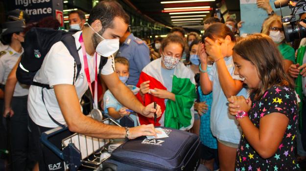 Luca Curatoli firma autografi