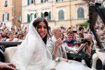 Dopo il trionfo agli Europei 2020 Federico Bernardeschi sposa Veronica Ciardi. E gli azzurri vanno in vacanza - FOTO