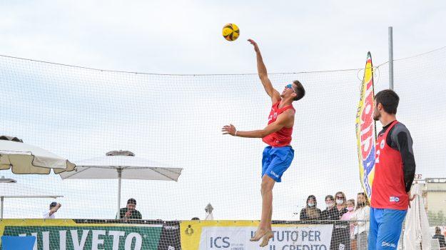 beach volley, cirò marina, italia, nazionale, Catanzaro, Sport