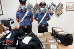 Droga, i dati choc: nel 2021 sequestrate 10 tonnellate di cocaina. L'hub del traffico è Gioia Tauro