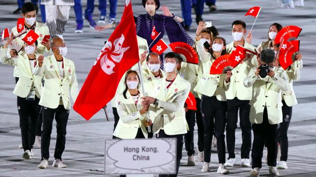 cina, hong kong, inno, olimpiadi, Tokyo 2020, Sicilia, Tokyo 2020