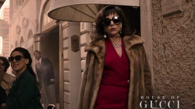 House of Gucci, ecco il primo trailer con Lady Gaga nel ruolo di Patrizia Reggiani