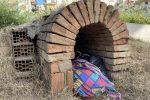 La tomba ellenistica di Reggio avvolta nel degrado