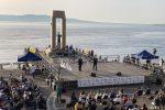 La cerimonia delle Benemerenze Sportive all'Arena dello Stretto di Reggio Calabria