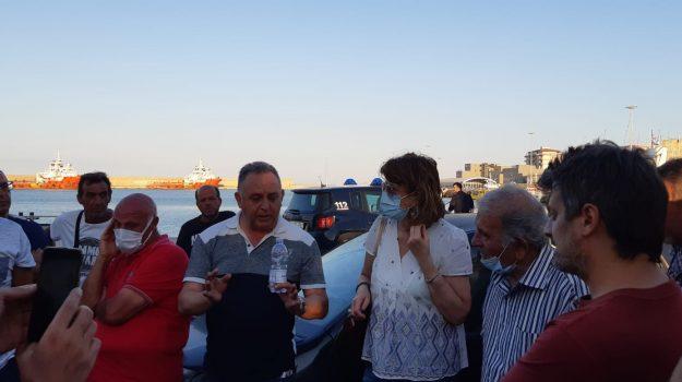 crotone, marineria, Elisabetta Barbuto, Sergio Torromino, Catanzaro, Politica