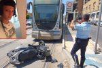 Messina, incidente mortale in via Bonino: indagata per omicidio stradale la conducente dell'auto