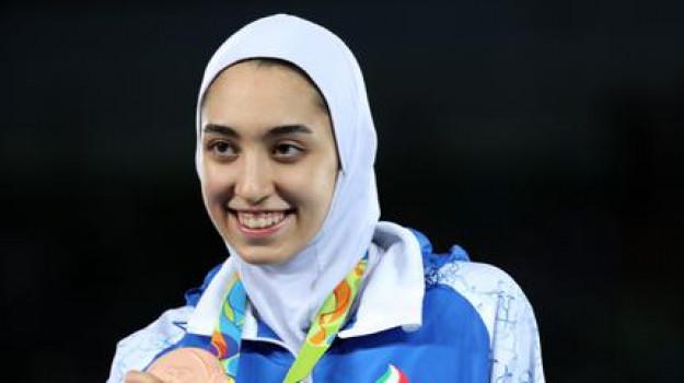 Nazionale rifugiati, olimpiadi, Taekwondo, Tokyo 2020, Kimia Alizadeh, Sicilia, Tokyo 2020