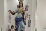 Dasà, svelata e inaugurata la restaurata Madonna del Carmelo