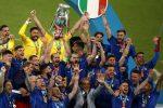 """Italia sul tetto d'Europa. La vittoria del """"Mancio"""": """"I ragazzi sono stati meravigliosi"""""""