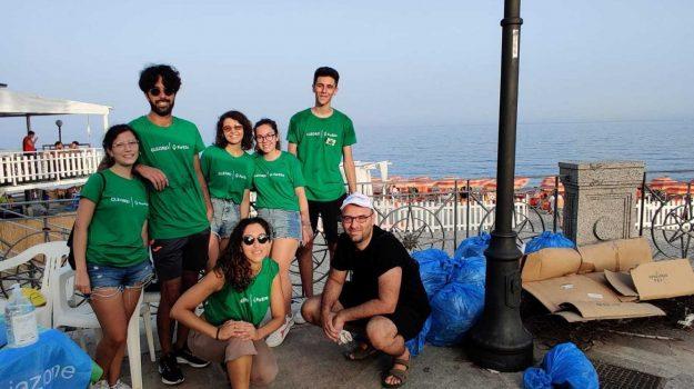 rifiuti, Reggio, Società