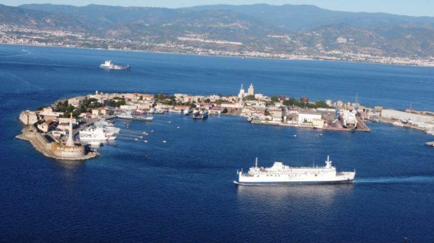 stretto di messina, Messina, Economia, Politica