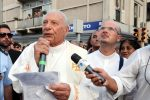 Mons. D'Arrigo: «Si impegnino le somme per restaurare la Vara»