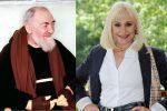 Padre Pio e Raffaella Carrà