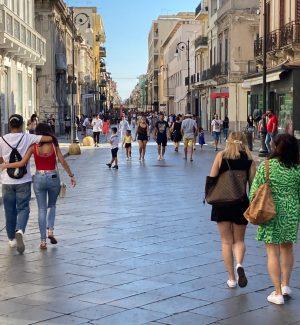 Reggio, la crisi c'è ma l'economia non è crollata