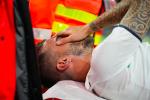 Euro 2020, confermata la rottura del tendine d'Achille per Spinazzola. Tempi di recupero