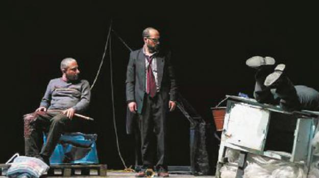 festival Kilowatt, Sansepolcro, teatro, Francesco Sframeli, Spiro Scimone, Sicilia, Archivio