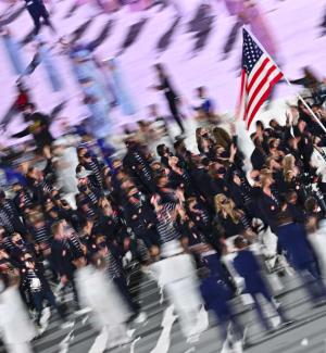 """Olimpiadi, Team Usa-choc: 100 atleti non vaccinati. Il medico: """"Soddisfatti così"""""""