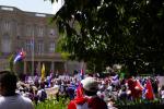 """Accusa choc da Cuba: """"Attacco con molotov in ambasciata Parigi da parte degli Usa"""""""