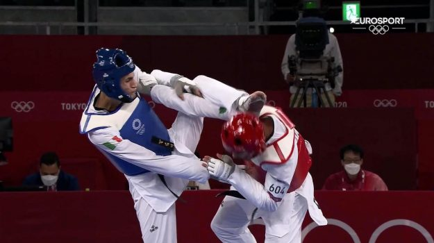 olimpiadi, sellia marina, taewondo, Tokyo 2020, Simone Alessio, Sicilia, Calabria, Tokyo 2020