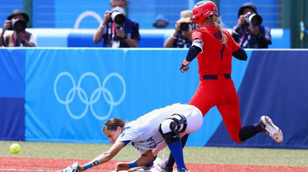 australia, italia, olimpiadi, softball, Tokyo 2020, Sicilia, Tokyo 2020