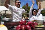 Tropea Cipolla Party, è già un successo tra show cooking e iniziative varie