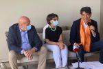 Vincenzo Voce, Amalia Bruni e Carlo Tansi