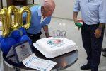 Compie 100 anni: Santo Stefano di Camastra festeggia Vincenzo Fazio