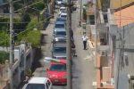 """Messina, domenica di caos a Torre Faro per un... posteggio """"selvaggio"""". Sabato multate 46 auto"""