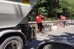 Le strade dei Colli invase dai rifiuti, interviene Messina Servizi. Ma bisogna scovare gli incivili!